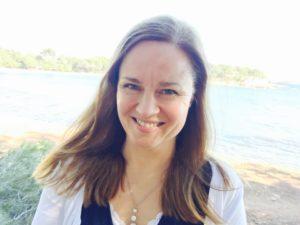 Anja Frost - weibliche Energie und männliche Energie in Balance